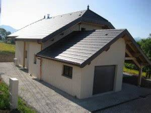 Garage Groisy : charpente et couverture structures bois solutions ~ Gottalentnigeria.com Avis de Voitures