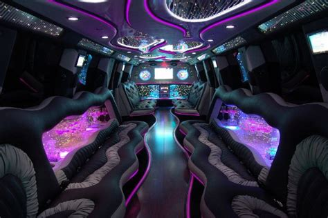 Rent A Limo For An Hour by Rental Buses Cleveland