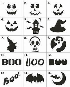 Free, Pumpkin, Stencils, For, Halloween, Magic