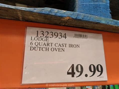 lodge  qt porcelain enamel cast iron dutch oven