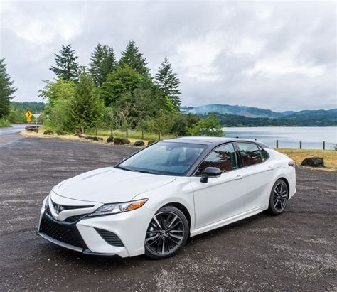 2018 Toyota Camry First Drive Review Say Bye, Bye Bland