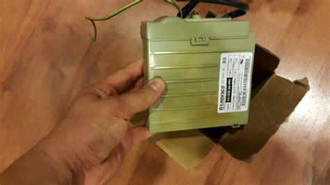 refrigerator ge profile pfcsnfyc  cooling   compressor wont start ge profile