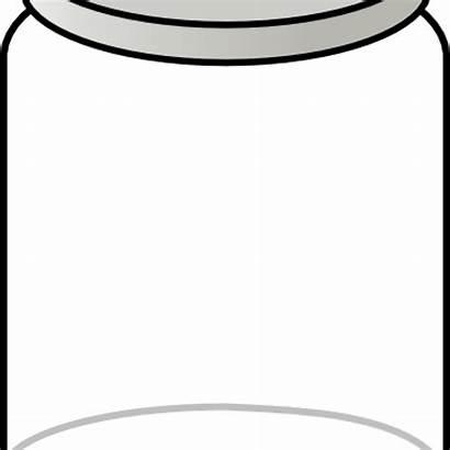 Jar Empty Drawing Cookie Transparent Huge Clipartmag