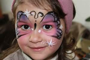 Maquillage Enfant Facile : maquillage maquillage facile et maquillage enfant t ~ Melissatoandfro.com Idées de Décoration