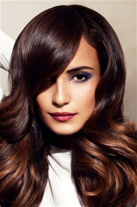 hair color highlights techniques and global color