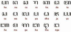 alphabets of the world