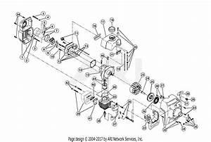 Mtd 2800m 41cd280g000  41cd280g000 2800m Parts Diagram For