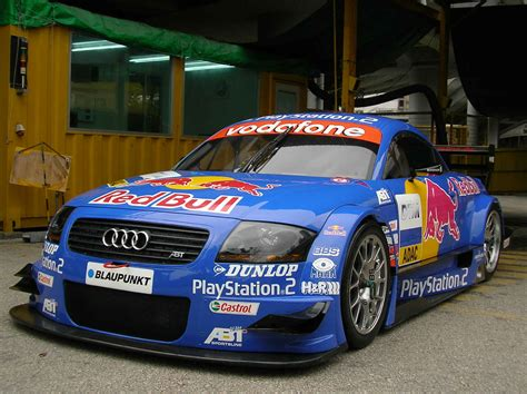 Race Cars by Audi Dtm Tt R Race Cars For Sale At Raced Rallied
