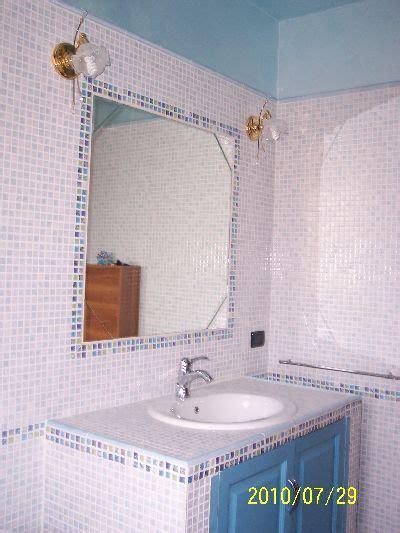 Bagni In Muratura Con Mosaico Bagno In Muratura Con Mosaico