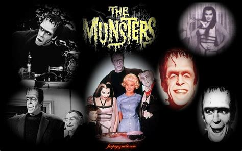 munsters wallpaper hd