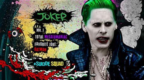 Suicide Squad Imagens Advance Ticket Promos