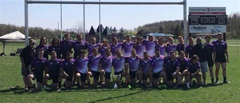 uw whitewater wins upper midwest madison united rugby