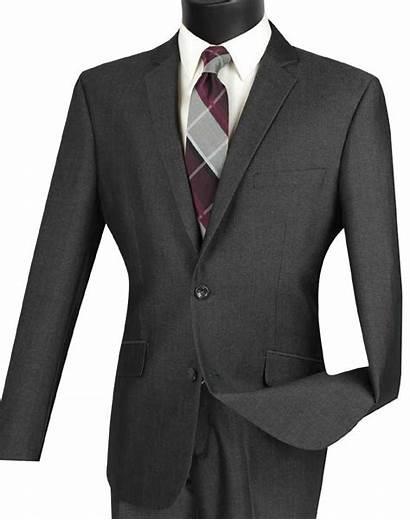 Slim Weave Smoke Suits Textured Burgundy Pcs