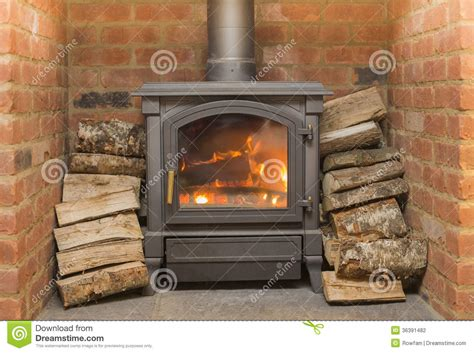 Wood Burning Stove Stock Photography What Temperature Do You Cook Ground Beef On The Stove Usha Gas 3 Burner Steel Convert From Natural To Lpg Best Portable Electric Heater Kitchen Queen Wood Burning Stoves Conversion Hotpoint Parts Canada 8 Inch Pipe Heat Reclaimer
