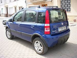 Fiat Panda 4x4 004