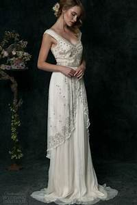 18 romantic bomemian chic summer wedding dresses for the With chic dresses for weddings