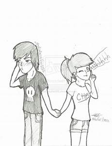 Cute Love Drawings For Your Boyfriend - Drawing Of Sketch