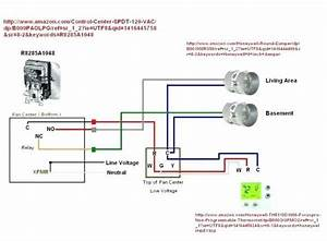 Honeywell Fan Center Relay Wiring Diagram
