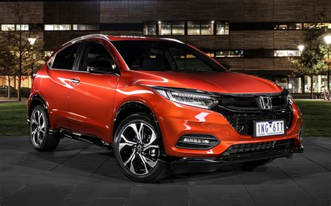 Honda Hrv Wallpapers by 2018 Honda Hr V Rs Au Wallpapers And Hd Images Car Pixel