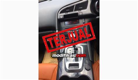 Modifikasi Peugeot 3008 by 2011 Peugeot 3008 Hitam 1 6 L At