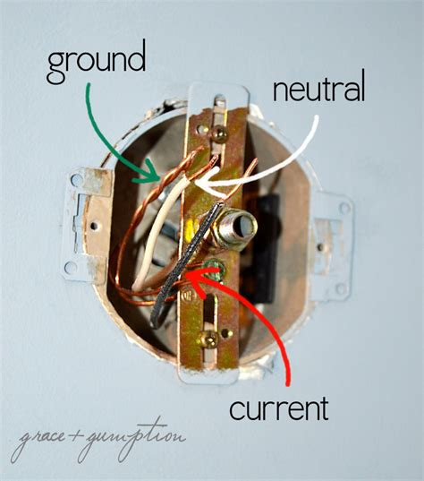 grounding a ceiling fan how to replace a light fixture grace gumption