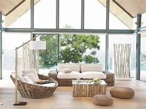 deco salon blanc et bois solutions pour la decoration With amazing idee deco pour maison 5 deco cuisine bois naturel