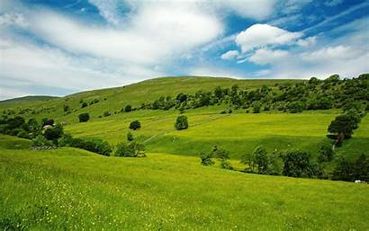 Nature Summer Wallpapers Countryside Desktop Background Amazing