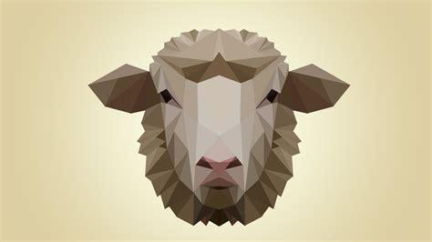 Polygon Animal Wallpaper - polygon animal background widescreen wallpapers 29216