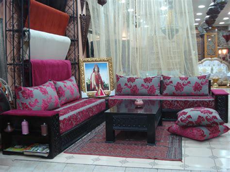 pub canapé salon marocain mobilier marocain dans le 93