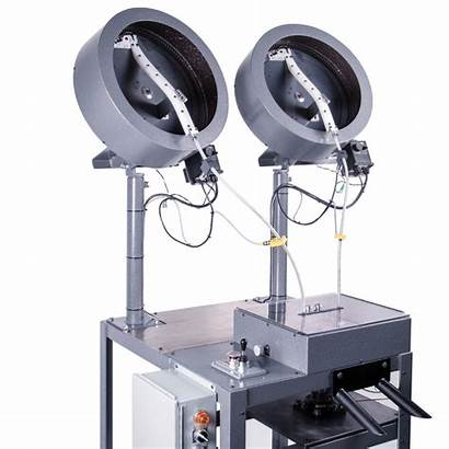 Machine Cannelure Ammunition Loading Commercial Machines Profile
