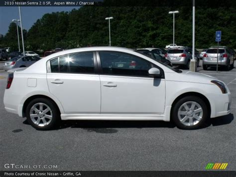 white nissan sentra 2010 2010 nissan sentra 2 0 sr in aspen white photo no