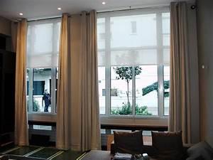 Stores Et Rideaux Com : coulon et fils decorations contemporaines 04 stores ~ Dailycaller-alerts.com Idées de Décoration