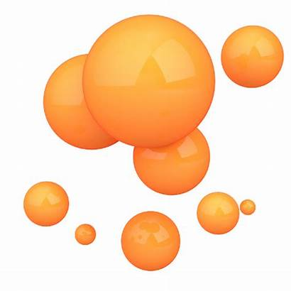 Clipart Bubbles Orange Shapes Transparent Shape Webstockreview