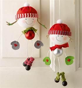 Weihnachtskugeln Selbst Gestalten : kugelkerlchen weihnachtskugeln selbst gestalten topp ~ Lizthompson.info Haus und Dekorationen