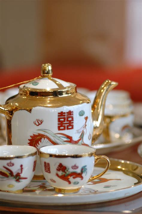 chinese wedding ceremony tea pot weddings asian