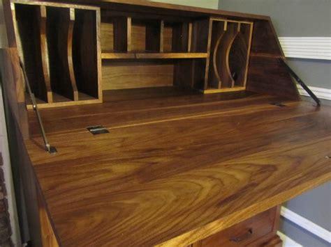 drop front desk black black walnut drop front desk traditional