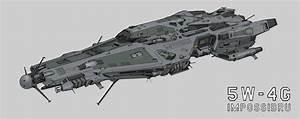 Spaceships by Steve ChinHsuan Wang.