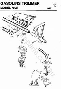 Genuine Spare Parts For All The Biggest Brands From Makita  Ryobi  Hitachi  And More Ryobi 700r