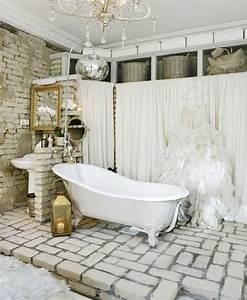 Badezimmer Retro Look : gro artige raumgestaltung ideen f rs badezimmer ~ Orissabook.com Haus und Dekorationen