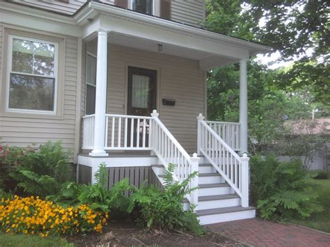Front Porch Deck by New Front Porch Greater Portland Homeworks Llc