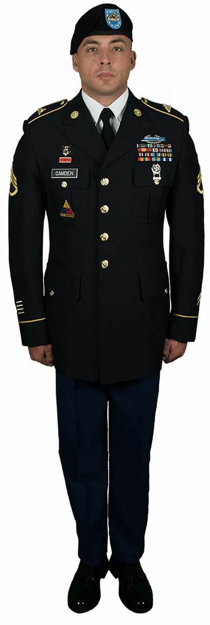 Army Asu Uniform Uniforms Male Guide Ribbons