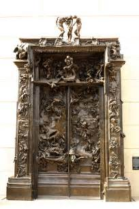 Rodin Sculpture Gates of Hell