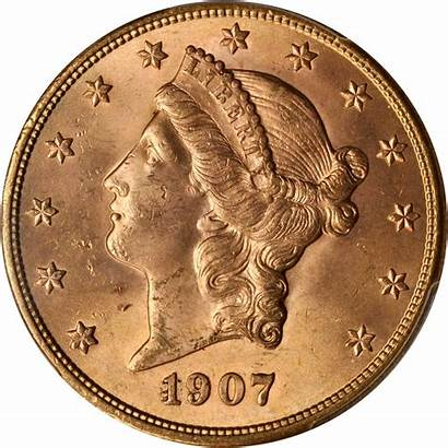 1907 Value Gold Coin Coins Eagle Double