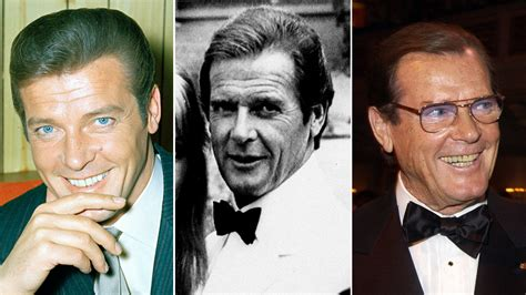 roger moore orlando actor roger moore known as james bond agent 007 dies at
