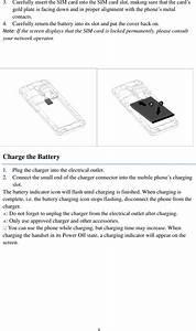 Doppio Mobile U500 3g Smart Phone User Manual