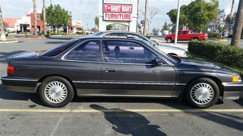 Acura Classic by 1989 Acura Legend L Coupe 2 Door 2 7l Classic Acura