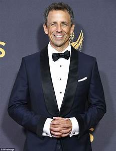 Seth Meyers confirmed to host 2018 Golden Globes | Daily ...