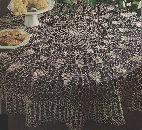 faire une nappe ronde crochet nappe ronde de gu 233 ridon eclipse tutoriel gratuit le de crochet et tricot d