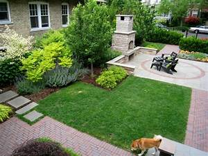 Our office display yard contemporary landscape for Office landscaping ideas