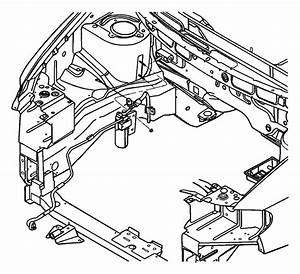 Chrysler Town  U0026 Country Line  A  C  Liquid Line To H